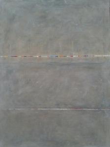 """Noumenon 8, 2015, oil on canvas, 36x48"""""""